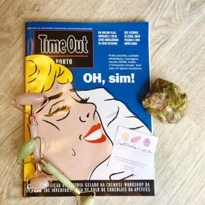 Loja de Cristaloterapia na Time Out